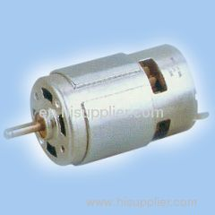 36 walt brush dc motor from china manufacturer yuyao for Dc motor brushes function
