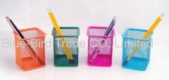 colorful pen holder