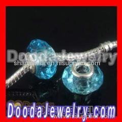 european Cyan Chamilia glass bead wholesale