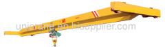 LDA model electric single girder overheadcrane