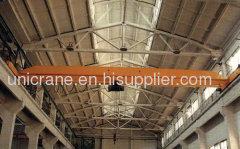 LDA model electric single beam overhead crane
