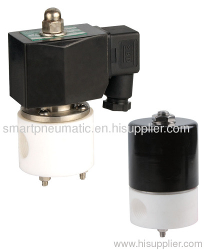 2/2 direct acting isolation valve
