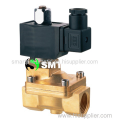 SLP-H Brass Normal Open solenoid valve