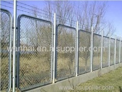 high security wire mesh fence