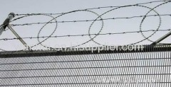 high security defence fence