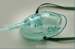 Medical disposable oxygen face mask