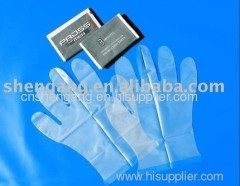 Disposable hair color gloves