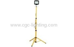4W 60 LED Single Head Tripod Work Lamp