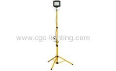6W 96 LED Single Head Working Light With Tripod