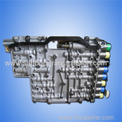 6HP-19 Transmission Parts Oil Line Plate