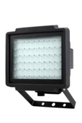 4W 60 LED Plastic Flood Lamp