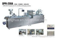 tropical blister packing machine