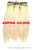 Horse Tail/Mane Hair Weft And Strip