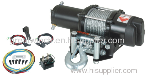 ATV Electric Winch With 4500lb Pulling Capacity (New developed)