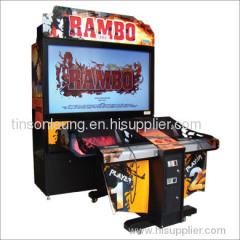 Rambo Shooting game