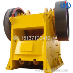 Copper ore crusher with ISO Certificate