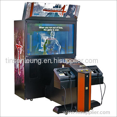 shooting amusement game