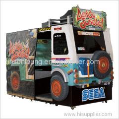Let's go Jungle Arcade video game