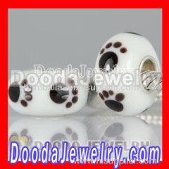 wholesale european lampwork glass beads