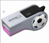 Whistle USB Flash Drive With 86MB-64GB Capacity And Customizable Logo