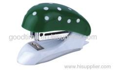 Mushroom plastic mini stapler