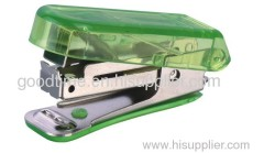 green mini stapler