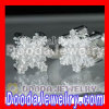 925 Sterling Silver european Style Beads In Snowflake Design Fit European Jewelry
