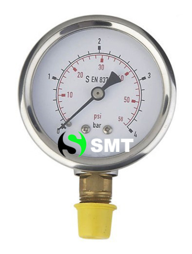 Liquid Filled Pressure Gauge (TYPE A)