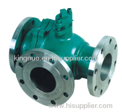 Three Ball Valve