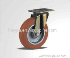 casters with pu wheel