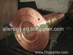 Copper crucible