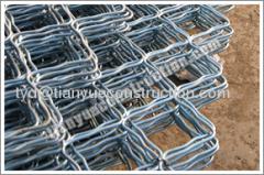 guarding welded mesh