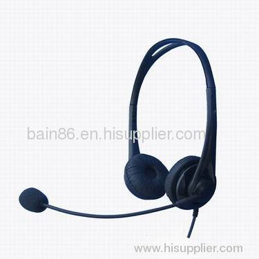 BN-108C headphone for call center or business