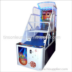 Extreme Hoops Basketball shooting game