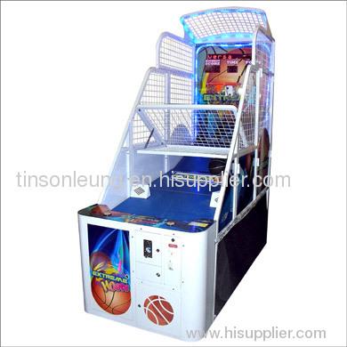 Extreme Hoops Basketball shooting game