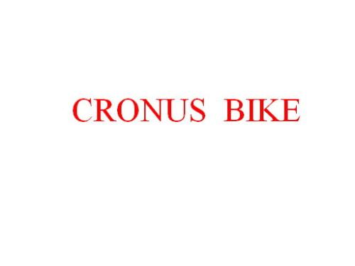 CRONUS SPORTS SCIENCE & TECHNOLOGY CO., LTD