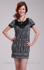 Women Short Sleeve Fashion Knitwear