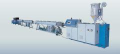 PERT pipe production machine