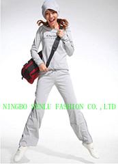 Women comfortable cotton sportswear