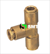 SPUT brass push in fittings