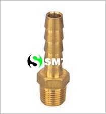 C-005 Brass connectors hose barb