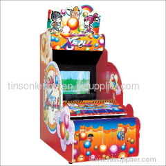 Kiddie Xball Redemption video machine