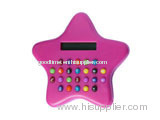 Five star pink calculator