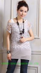 women fashion cotton t-shirt