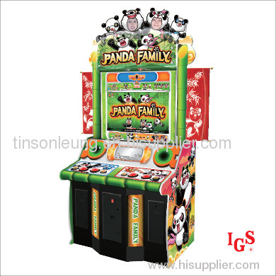 Panda Family Redemption video game