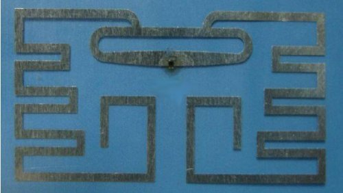 UHF RFID Tag/RFID Inlay/RFID Label for Asset and part Tracking or Control