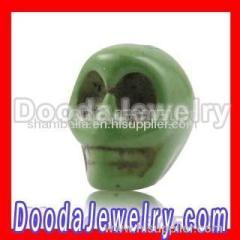 Turquoise Skull Beads Wholesale