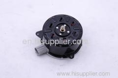 fan motor electrical