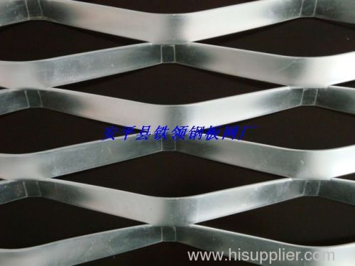 Decorative Aluminum Expanded Metal Mesh