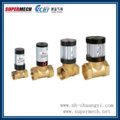 Q22HD Series Fluid Air Control water solenoid valve